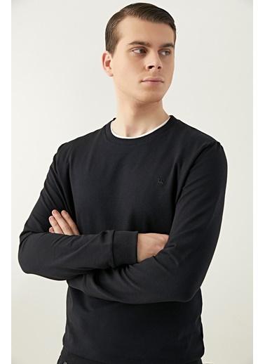 D'S Damat Sweatshirt Siyah